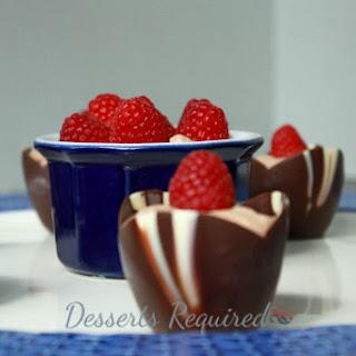 Tiramisu Cream Cups