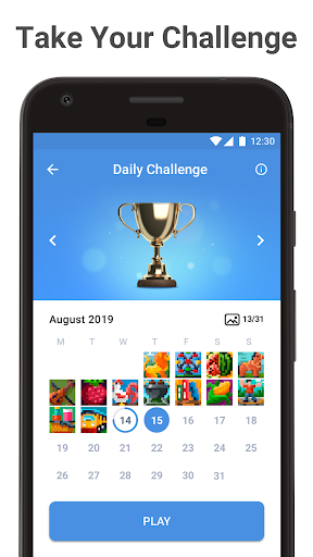 Nonogram.com - Picture cross puzzle game android2mod screenshots 3