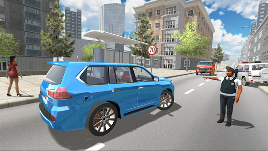 Offroad LX Simulator 5