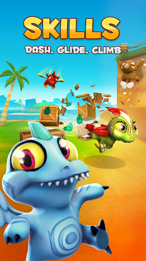 Dragon Land screenshot 3