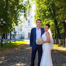 Wedding photographer Natalya Bobrovskaya (netal). Photo of 23.10.2015