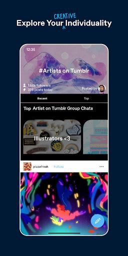 Tumblr 17.0.0.01 screenshots 2