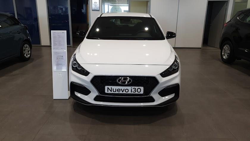 El i30 N Line está disponible en Hyundai Almerialva.
