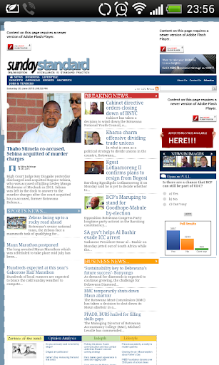 Newspapers of Botswana