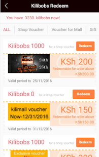Kilimall - Online Shopping- screenshot thumbnail