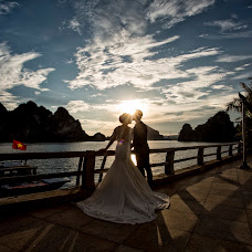 Wedding photographer Nam Lê xuân (namgalang1211). Photo of 09.09.2017