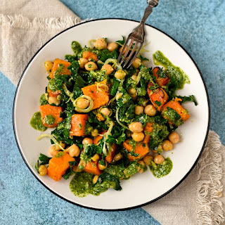 Butternut Squash Kale Recipes