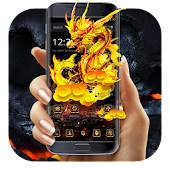 Fire Dragon Theme