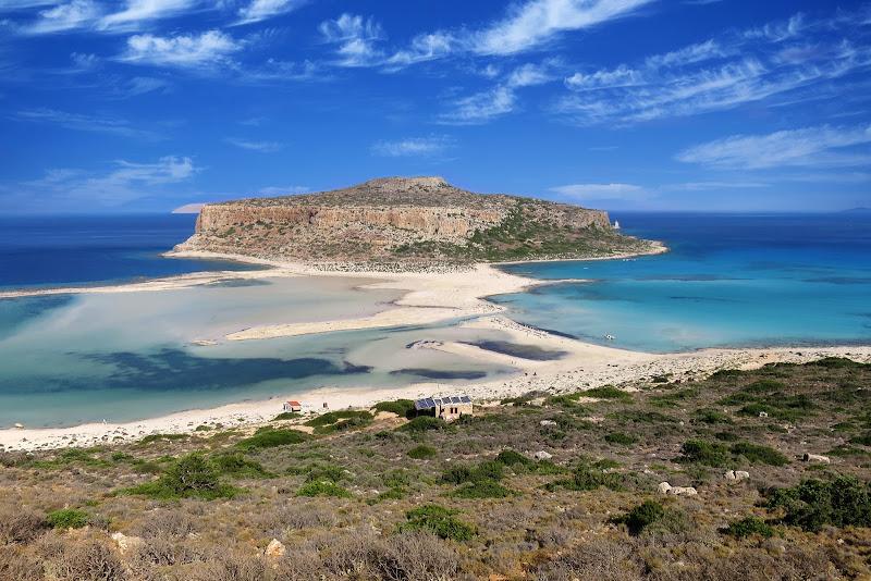 La penisola di Balos di Yoyo