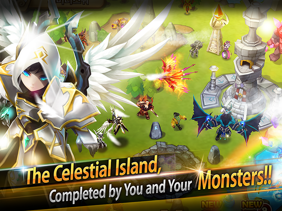 Summoners War- screenshot