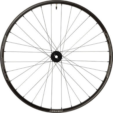 "Stans No Tubes Flow CB7 Front Wheel - 27.5"", 15 x 110mm, 6-Bolt, Black"