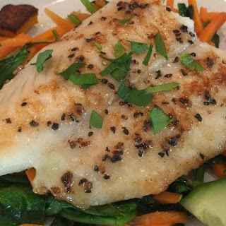 21 Day Fix Squash & White Fish Fillet