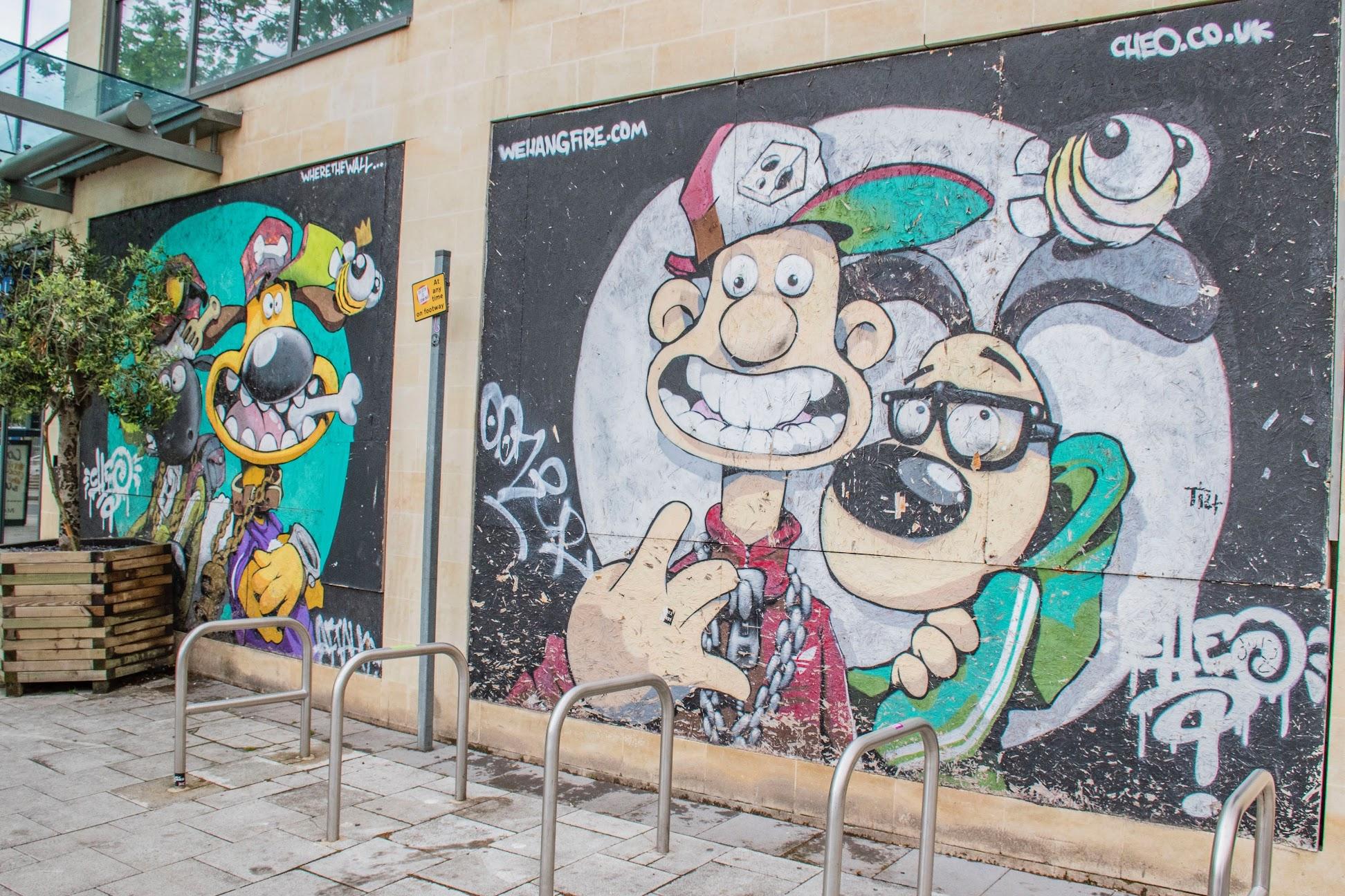 Bristol-streetart