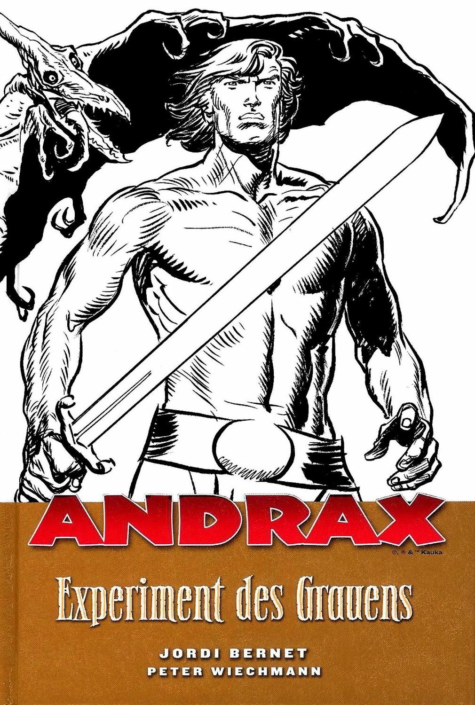 Andrax (2007) - komplett