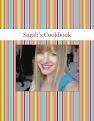 Sarah's Cookbook