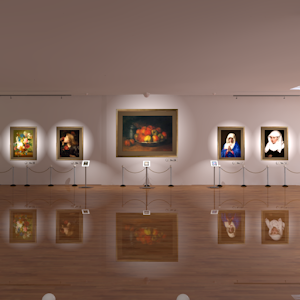 Escape from the Art Gallery. for PC and MAC