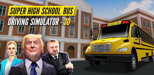 Experience driving like never before in this great 3D high school bus simulator!