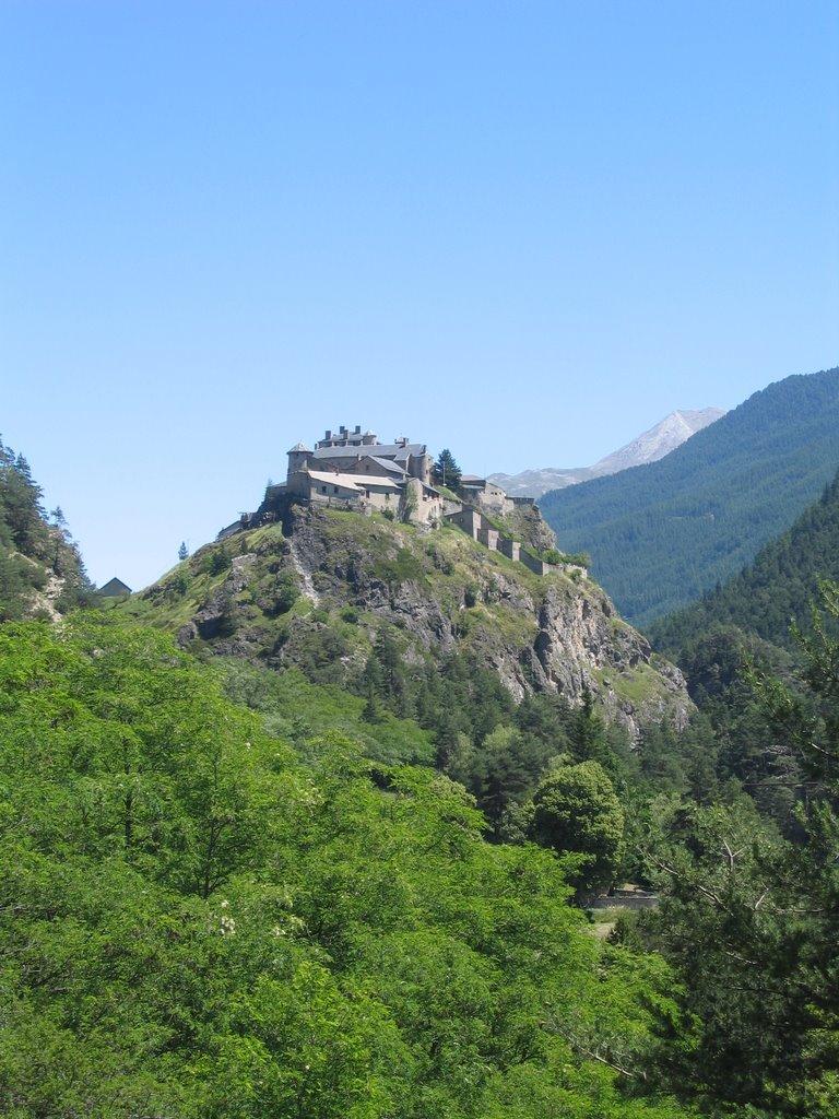 Photo: Le Coulet (Hautes-Alpes), 1390 m, le 16 juillet 2008