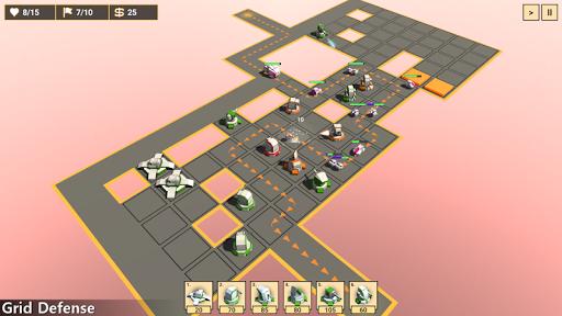 Grid Defense  screenshots 1
