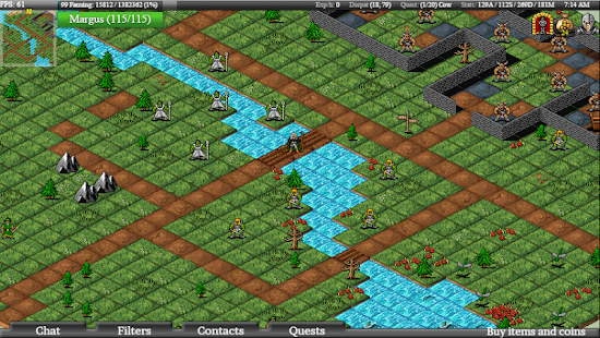 RPG MO - Sandbox MMORPG Screenshot