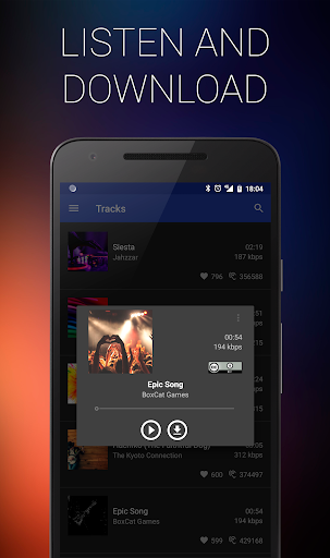 Free Music Downloader u2013 Mp3 Music Download 1.3.0 screenshots 1