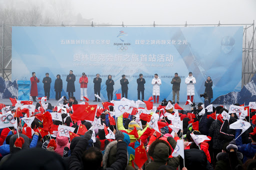 Britain will likely slap a political boycott on the Winter Olympics in China