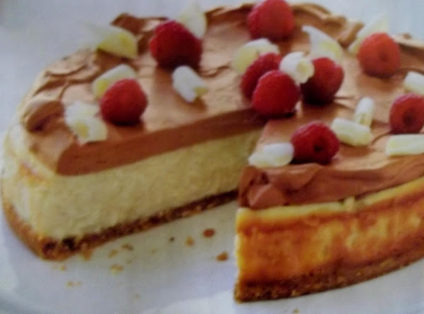 Chocolate Mousse Cheesecake Recipe