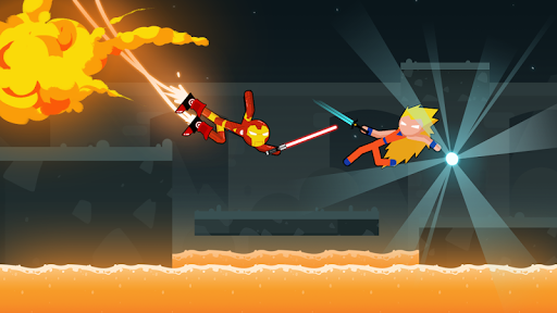 Stickman Dragon Fight - Supreme Stickman Warriors 1.0.12 screenshots 22