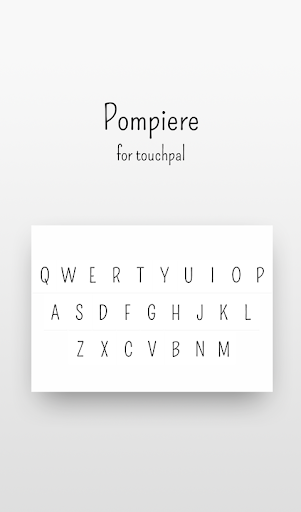 Cute Free Pompiere Cool Font