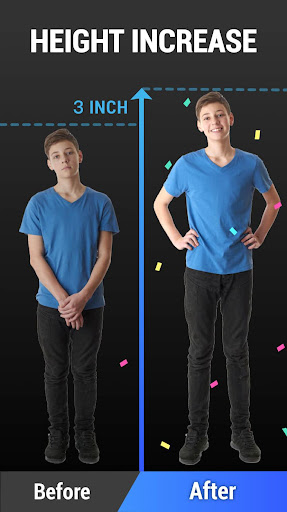 Height Increase - Increase Height Workout, Taller Apk 2