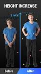 screenshot of Height Increase - Increase Height Workout, Taller