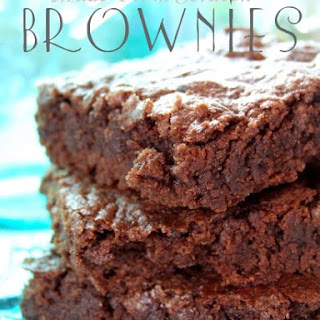 Made From Scratch Brownies.