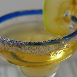 Smoked Apple Margarita