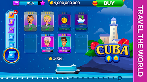Slots Journey - Cruise & Casino 777 Vegas Games 1.6.0 screenshots 13