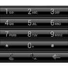 Dialer Glass Bar Theme Skin icon