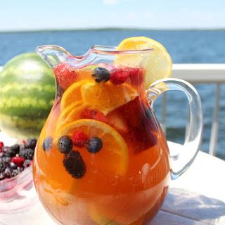 Jungle Juice Sangria .