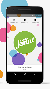 Rádio Jemné- screenshot thumbnail