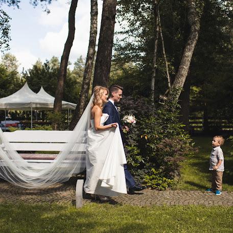 Wedding photographer Łukasz Michalczuk (lukaszmichalczu). Photo of 03.07.2017