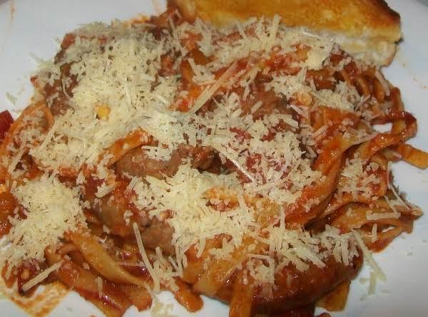 Pass The Pasta Please! Recipe
