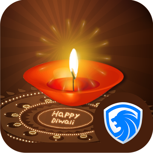 個人化App|应用锁主题 - 排灯节主题 LOGO-3C達人阿輝的APP