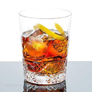 The Vieux Carré Cocktail.