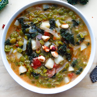 West African Split Pea Stew
