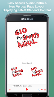 610 KNML The Sports Animal- screenshot thumbnail