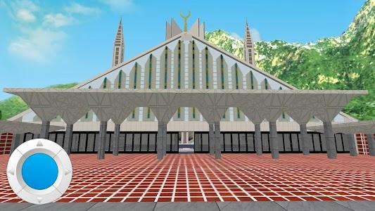 Faisal Masjid Tour : Islamabad screenshot 2