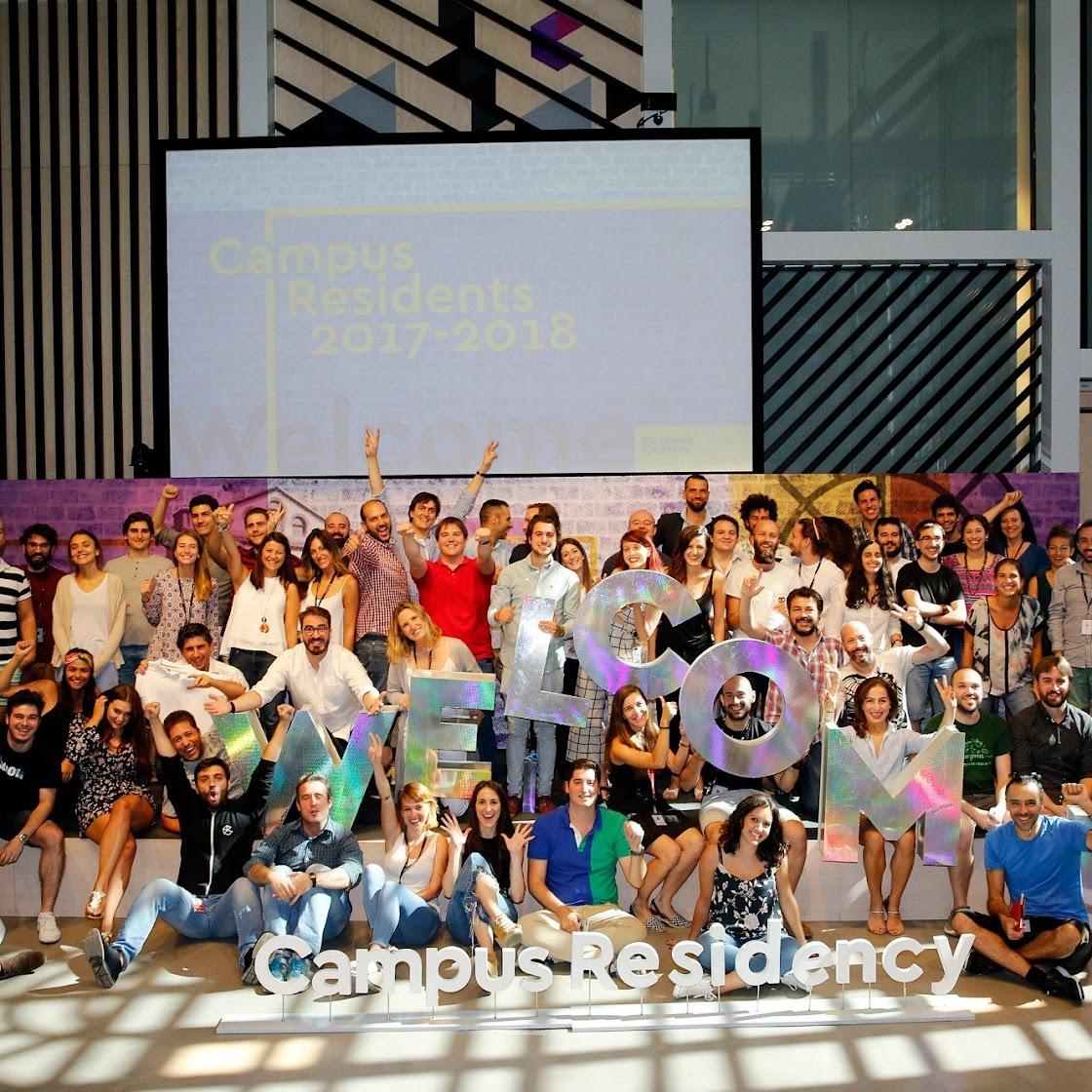Madrid Residency Startups 2017 - 2018
