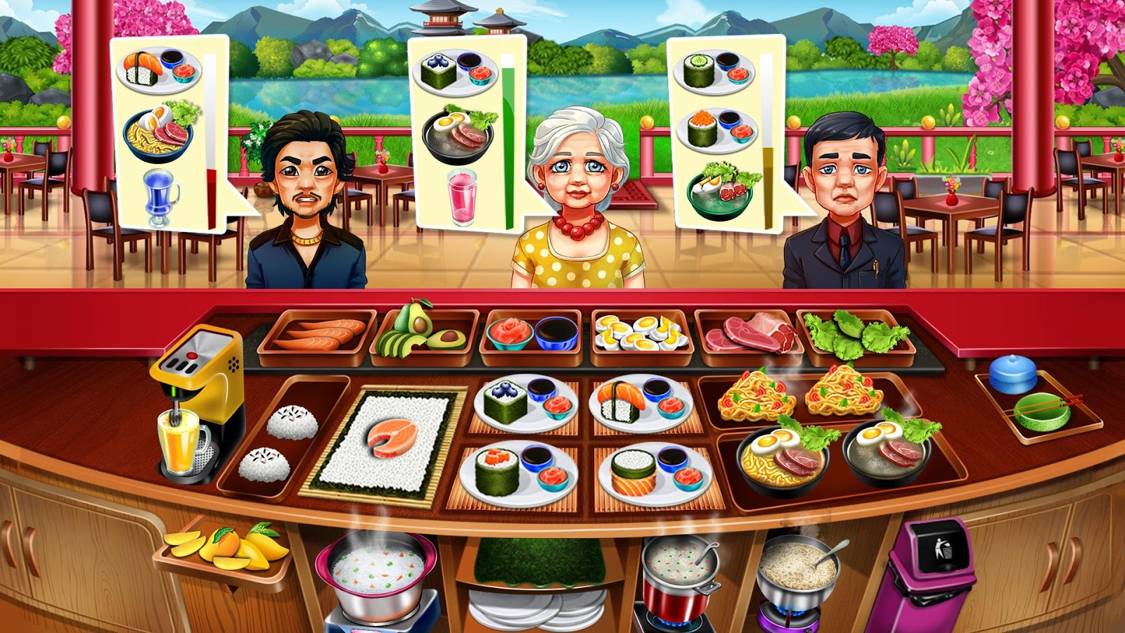 Cooking Fest : Cooking Games, Restaurant Chef Game- screenshot