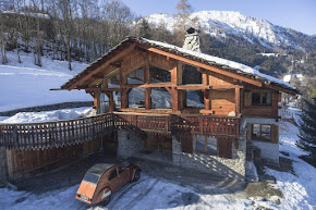 A Gorgeous Traditional Chalet Castor in chamonix