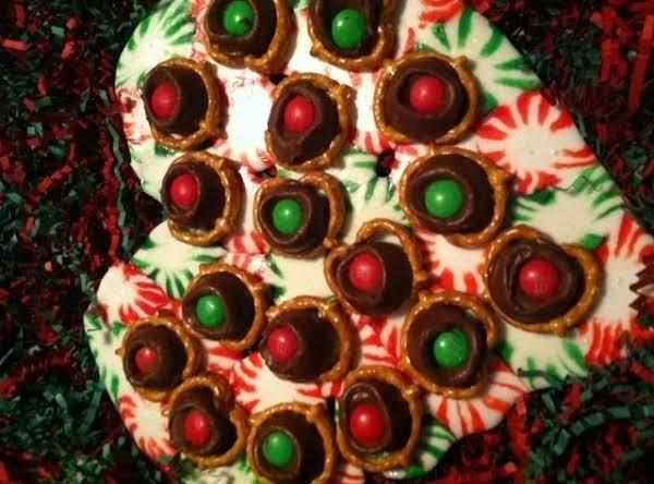 Santa Buttons Recipe