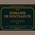 Logo of Domaine De Fontsainte Gris De Gris Rosé 2016