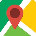 GPS Offline Maps, Directions - Explore & Navigate icon